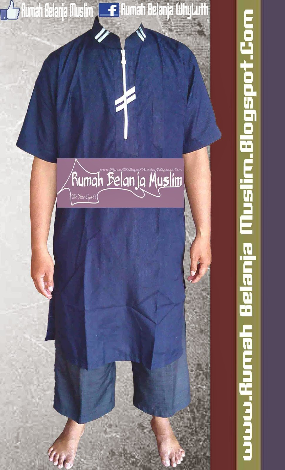 Baju Muslim Model Gamis Pakistan