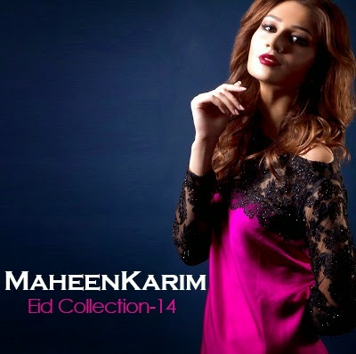 Eid Dress Collection 2014