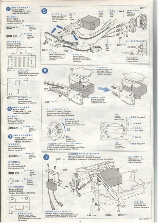 tamiya hotshot 2 manual pdf