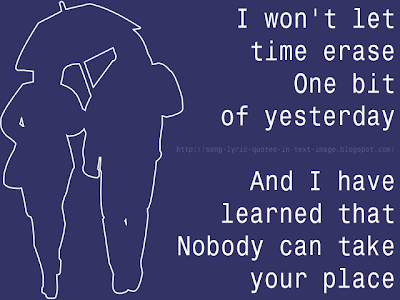 Never Too Far - Mariah Carey Song Lyric Quote in Text Image