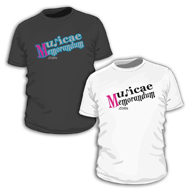 Camisetas Musicae Memorandum