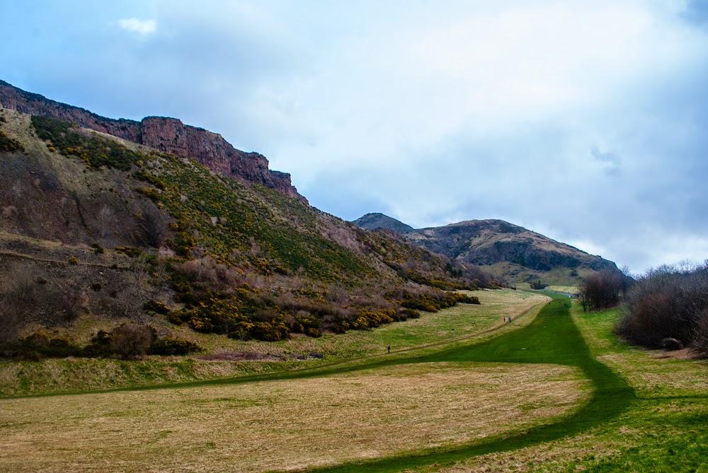 the hill in edinburgh