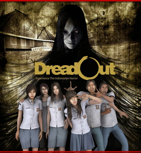 Game Dread Out Indonesia Cover