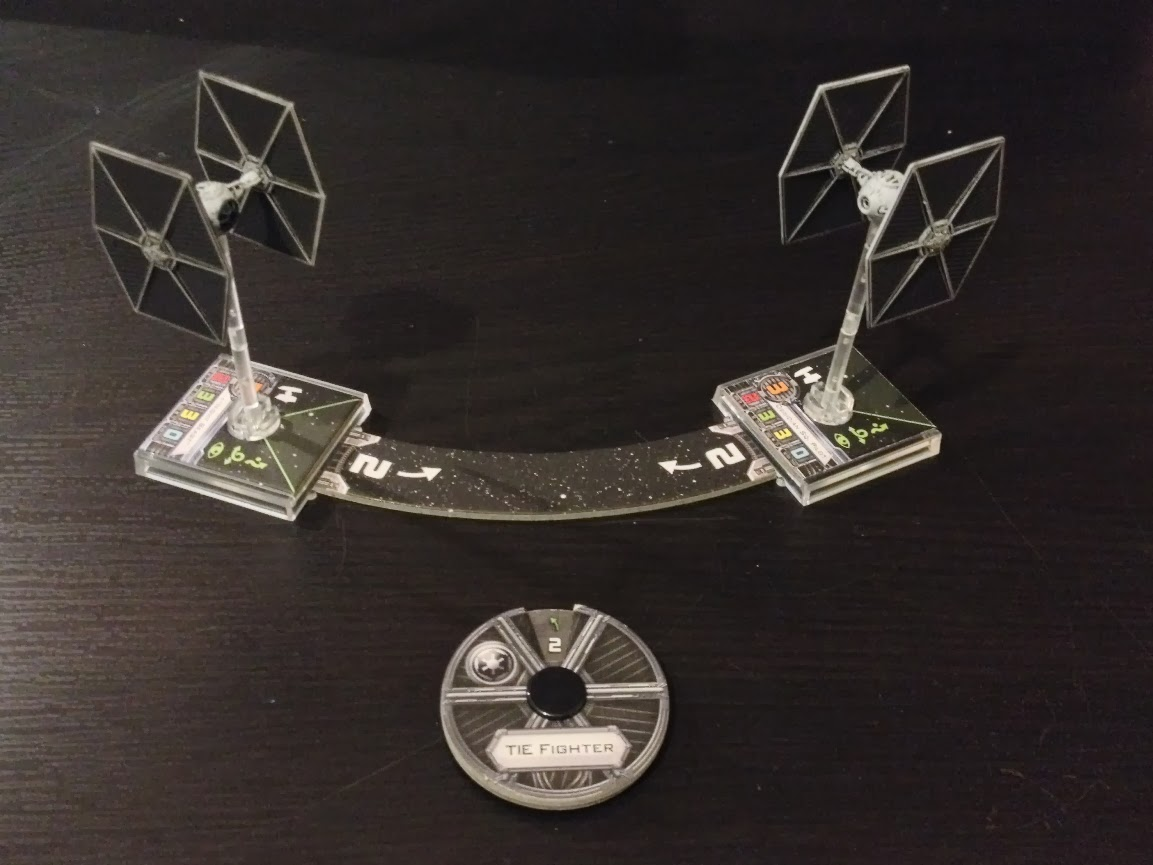 star wars x wing miniatures game review polyhedron collider