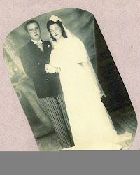 Casamento de João e Edith
