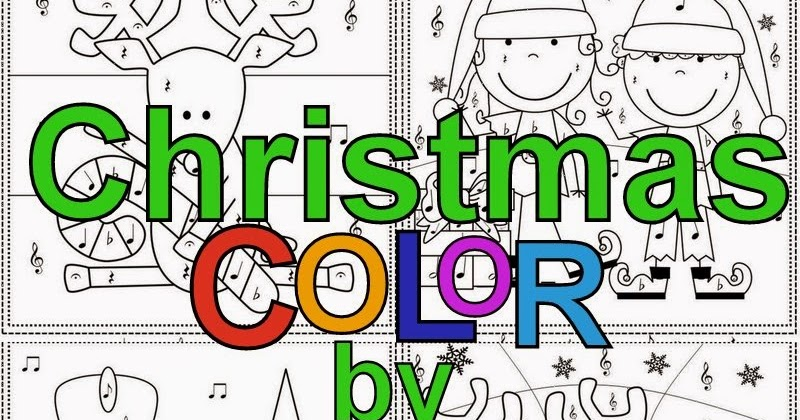 A Music Font For Music Teachers on Color By Note Kodaly