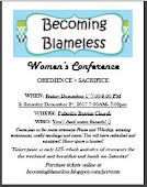 To purchase tickets for the FIRST EVER Women's Conference click the picture below!