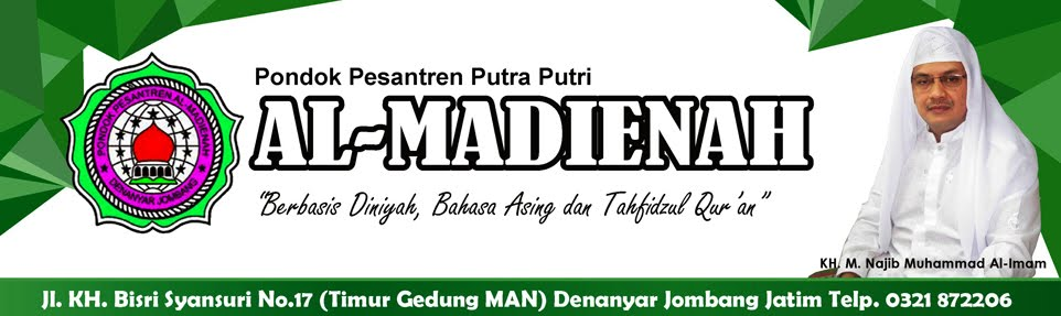 Pondok Pesantren Al-Madienah Denanyar Jombang