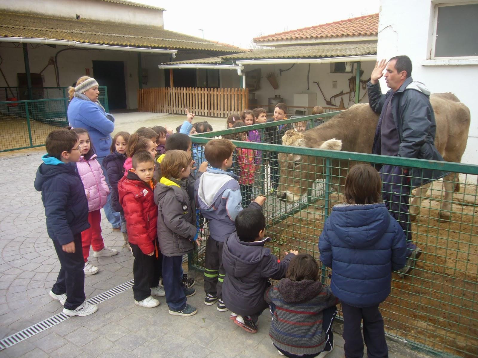 granja escuela movera: