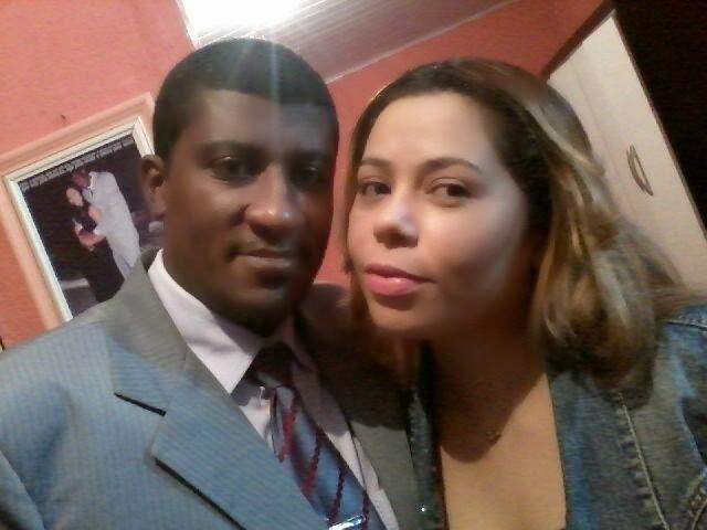 Eu e minha esposa Jucelia