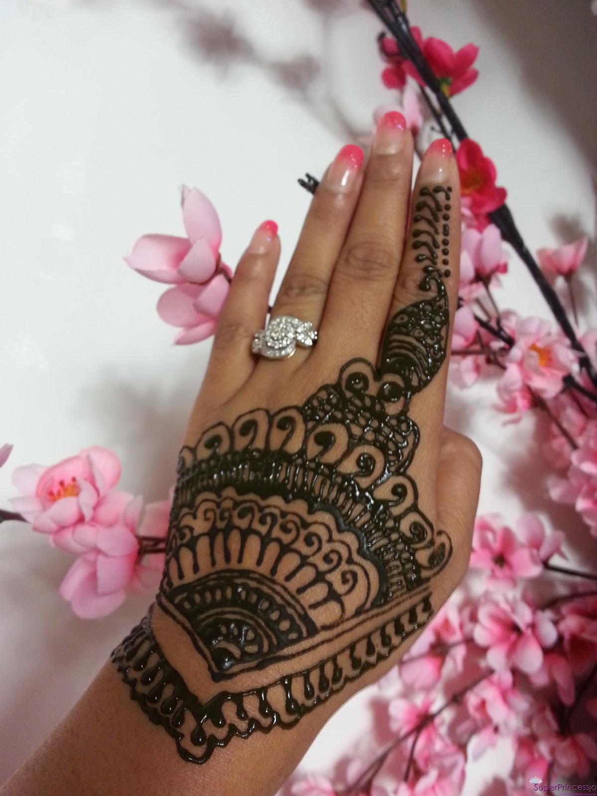 Superprincessjo easy simple henna design and how to make henna paste easy simple henna design and how to make henna paste solutioingenieria Gallery