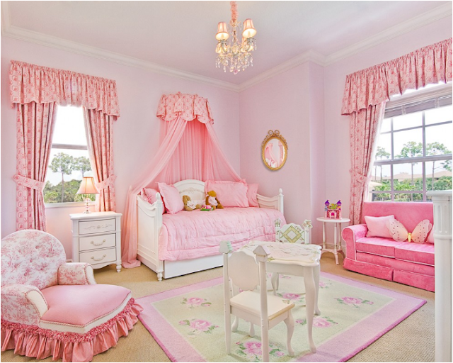Key interiors by shinay girly girl vintage style bedrooms for Cute girly bedroom ideas