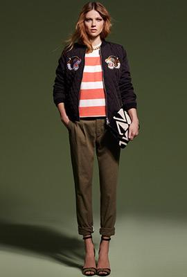 ropa mujer primavera 2013 Suiteblanco