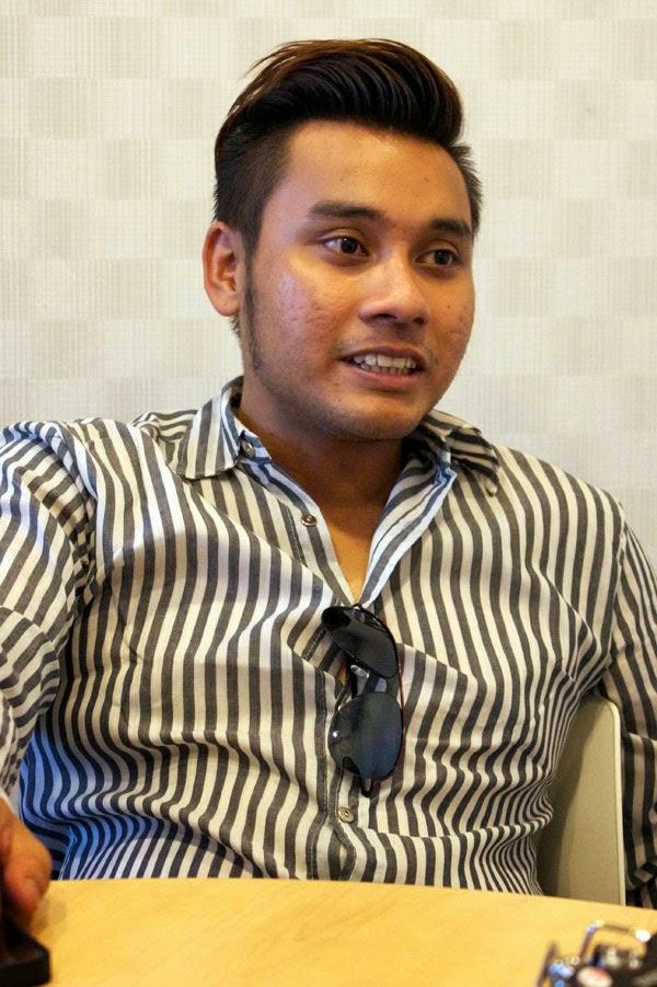 Awi Rafael Mencari Kehidupan Melalui Muzik