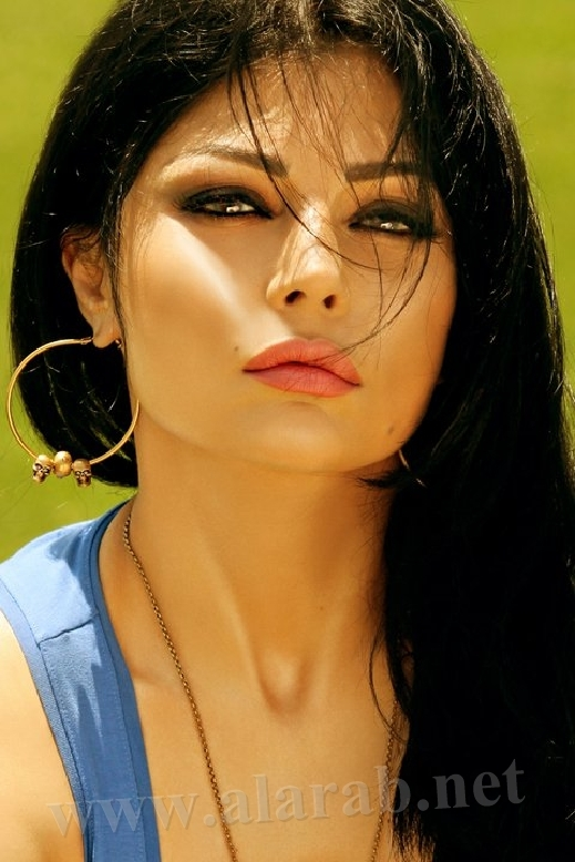 Arab Celebritiy Gossip Beauty Corner Haifa Wehbes Secret To