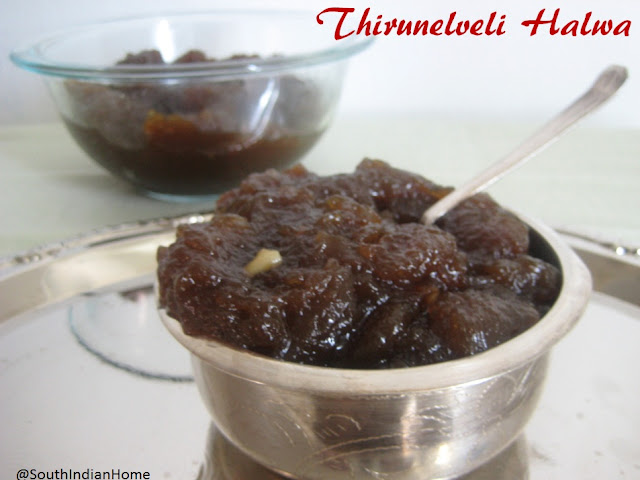 Thirunelveli Halwa