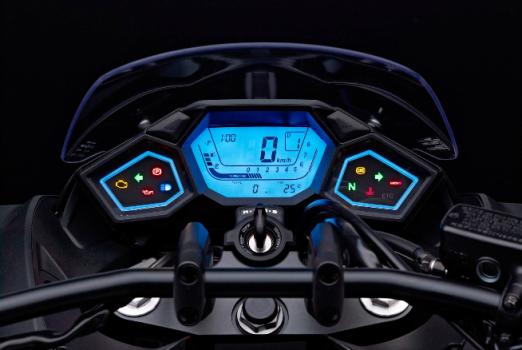 Купить электромотоцикл Lightning LS-218 Бесшумный и с максимальной скоростью 374 км/ч