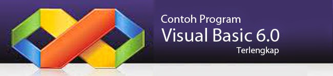 Contoh Program Visual Basic