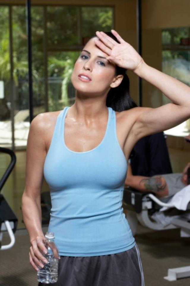 Strenuous Exercises