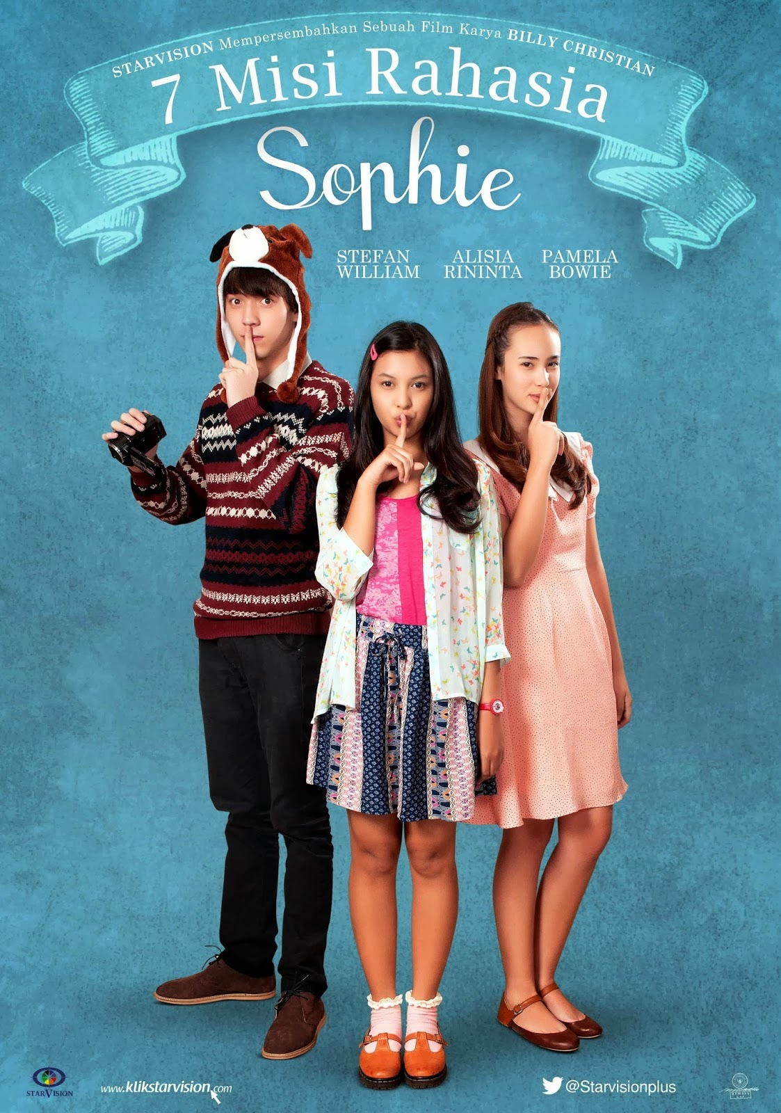 Film Terbaru 7 Misi Rahasia Sophie - Indo Movie 2014