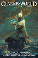 """Kokabiel, Angel of the Stars"" by Peter Mohrbacher"