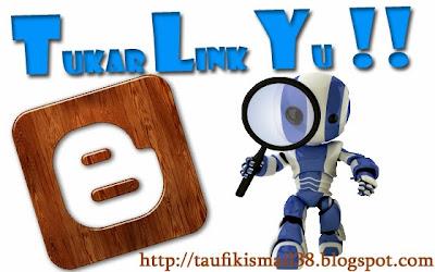 tukeran link bersama blog taufik ismail studio's