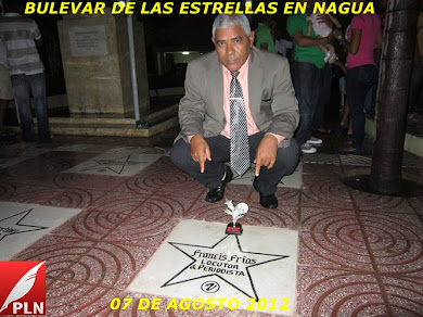 FRANCIS FRIAS MUESTRA SU ESTRELLA EN EL BULEVAR