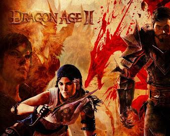 #30 Dragon Age Wallpaper