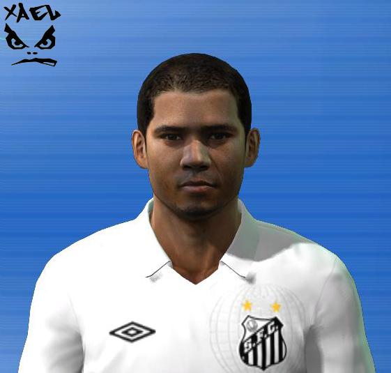 Face do Adriano para PES 2011 Download
