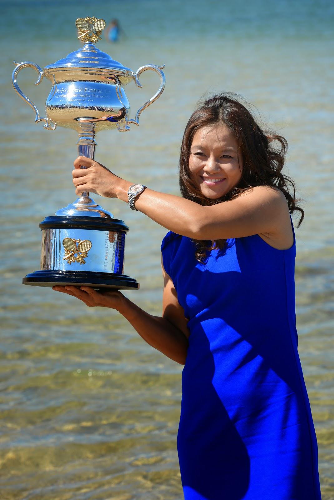 Chinese Tennis Star Li Na HD Photos   Wallpapers of Li Na