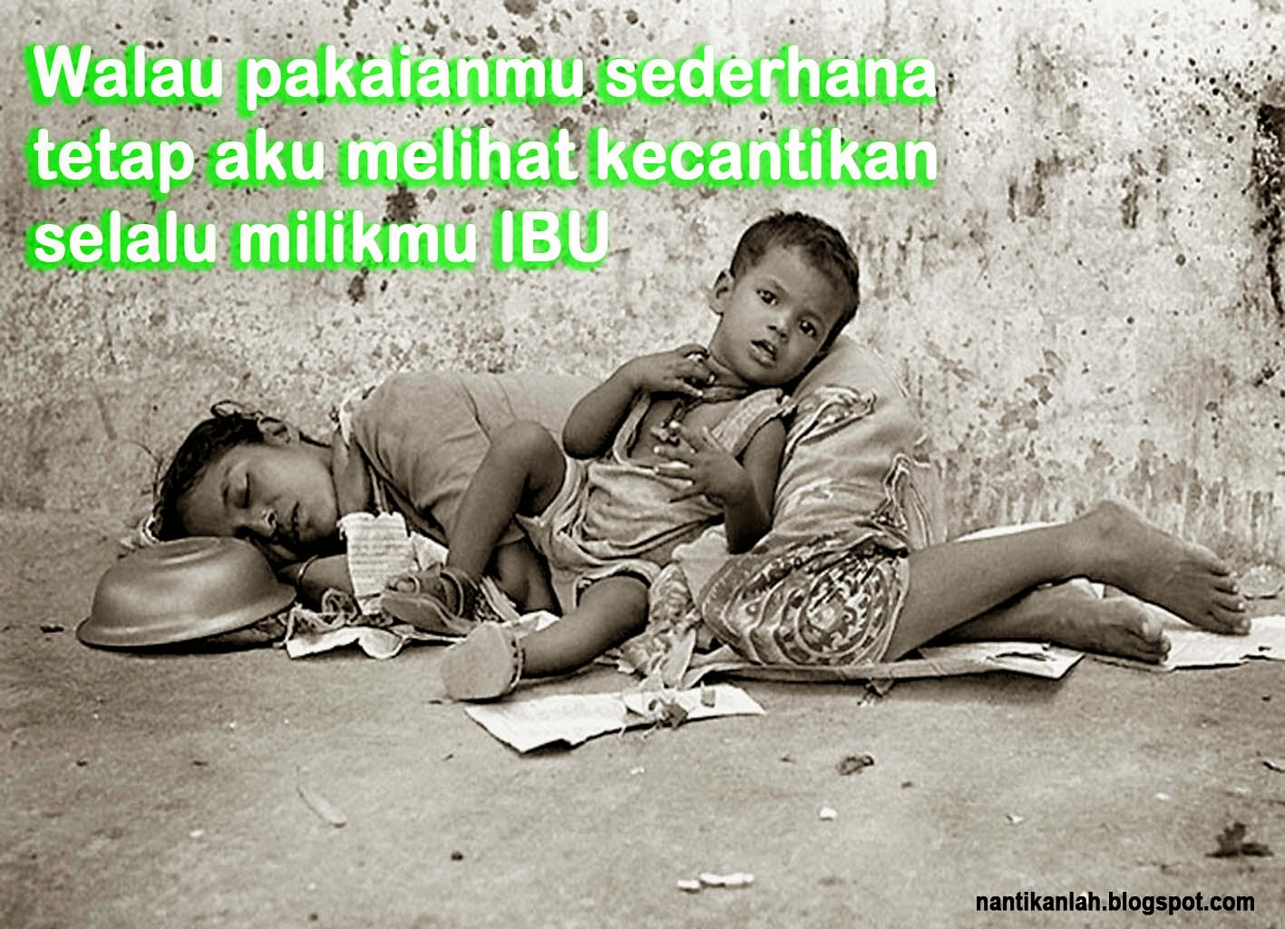 Gambar Kata Kata Sedih Anak Kecil Sobkatakata