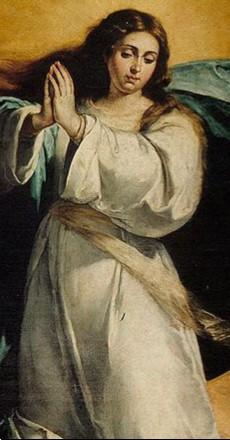 Una mirada a la Virgen de la Asunción