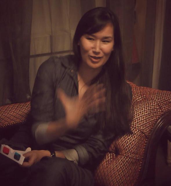 Interview de Nive Nielsen