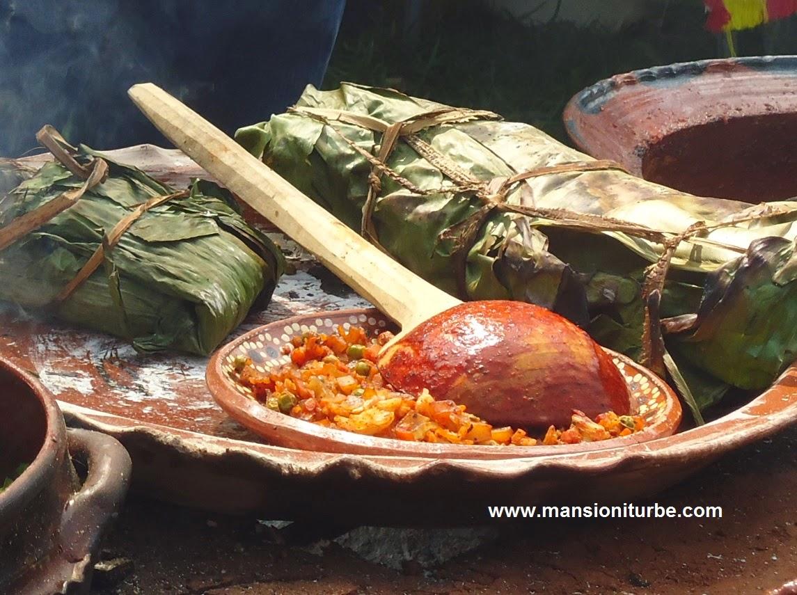 Recetas  Prehispánicas en la Cocina Tradicional Michoacana