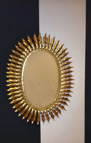 Espejo ovalado decorar tu casa es - Espejos para manualidades ...