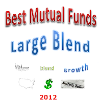 Best Performing Large Blend Mutual Funds January 2013