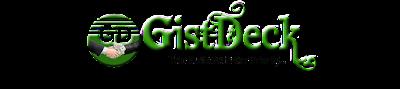 Gistdeck Business ideas