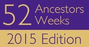 52 Ancestors 2015