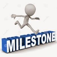 Milestone Achieved