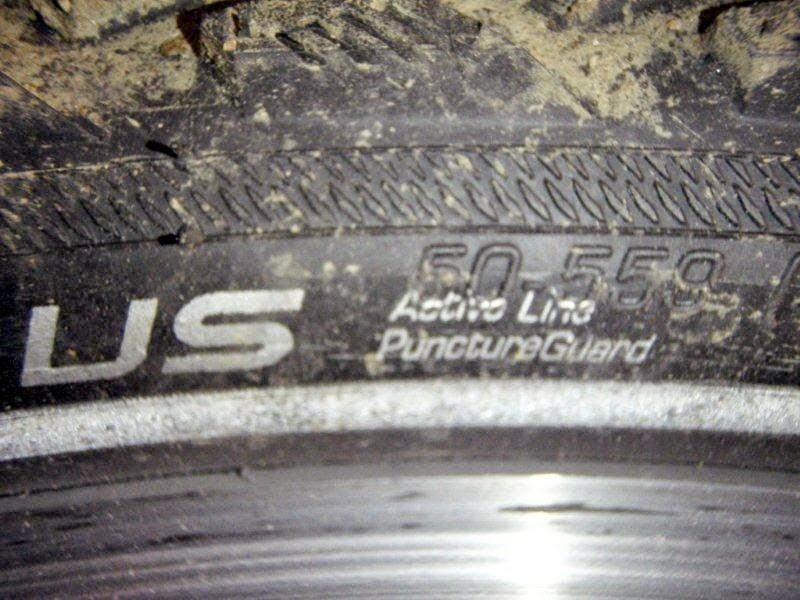Schwalbe Tour Plus Tire Review -