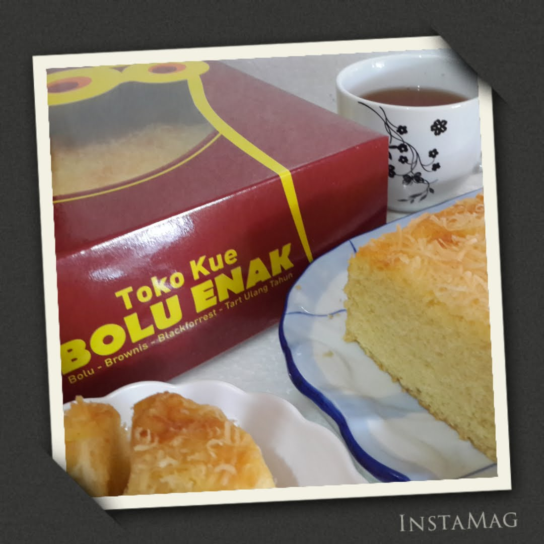 Milk Cake Keju