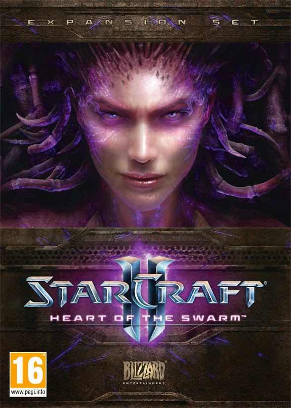 STARCRAFT II HEART OF THE SWARM PROPER