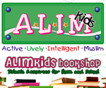 Let's Shop at ALIMKids Bookshop