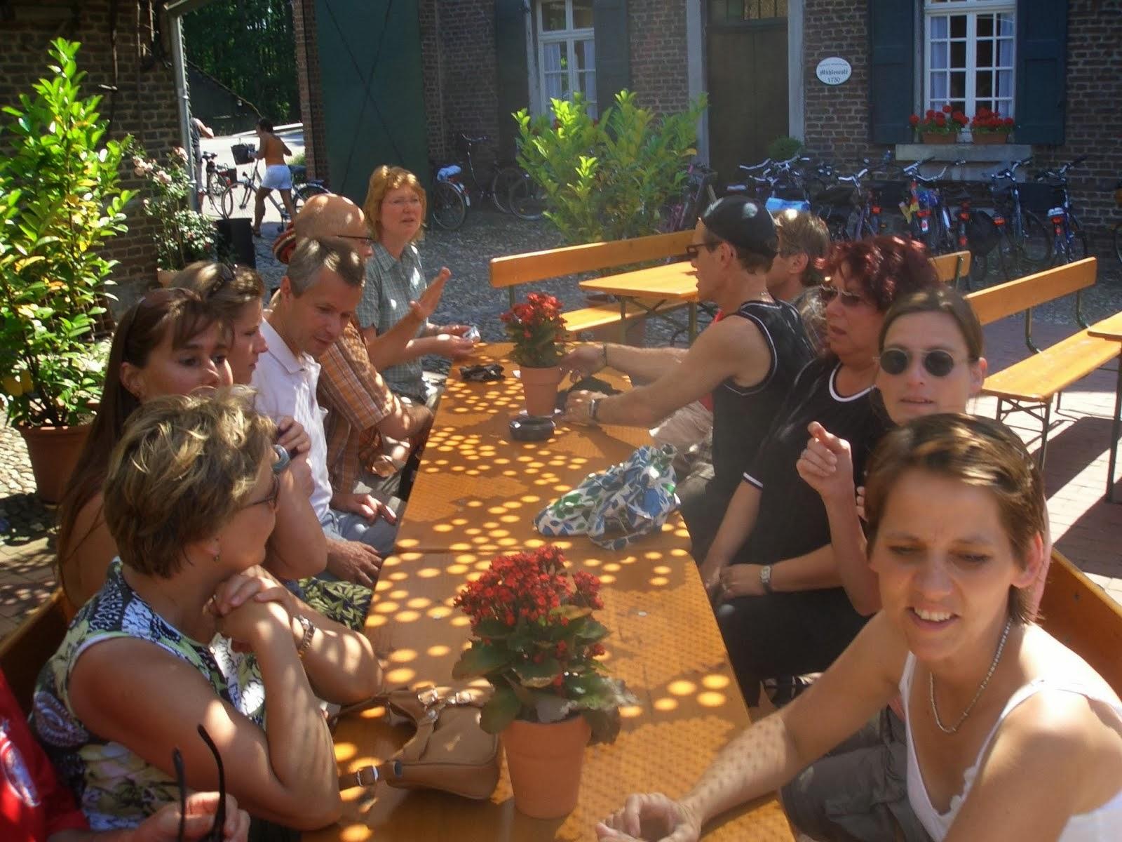 2006 Fahrradtour Lauftreff