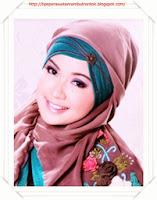 Model jilbab