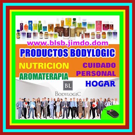 PRODUCTOS NATURALES DE CALIDAD BODYLOGIC