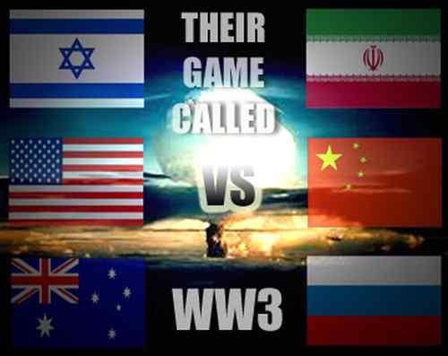 Menakutkan! Perang Dunia Ketiga Bisa Bermula dari Perang Dua Negara ini!