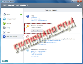 ESET NOD32 6.0.308.0 Full Activation Crack