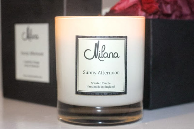 Milana Sunny Afternoon Candle