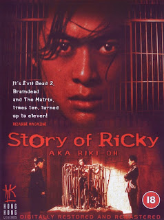 Watch Riki-Oh: The Story of Ricky (Lik Wong) (1991) movie free online